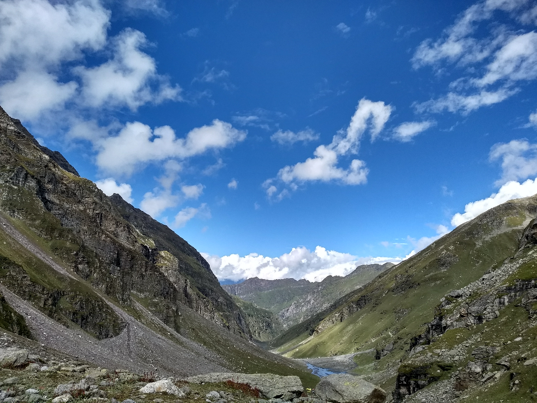 Hampta Pass Trek Camp Himalayan Mountain Sojourns